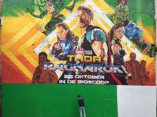 The Marvel Mural