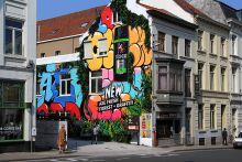 Axe Murals